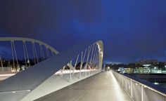 Award for Highway or Railway Bridge Structures 2015 from The Institution of Structural Engineers - Schuman Bridge, Lyon