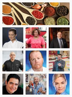 Favorite Food Network Chefs
