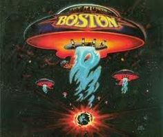 Boston Vinyl LP Epic Records 1976 See Now -Cassette and Video Corner $5.99