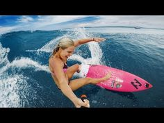 Upgrade your next outdoor adventure with the latest surfing gadgets that are guaranteed to make your life easier and your surf sessions more memorable. Here are the best surfing accessories and essential gadgets for a fun-filled surf experience! Felicity Palmateer, Gopro Video, Gopro 6, Surf Accessories, Blacked Videos, Big Waves, Gopro Hero, Videography, Diving