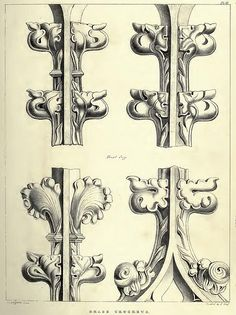 Gothic Ornaments