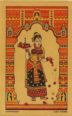 Heritage of India gopi pose Pichwai Paintings, Indian Art Paintings, Traditional Paintings, Traditional Art, India Poster, Indian Aesthetic, Zentangle, Tanjore Painting, Madhubani Art