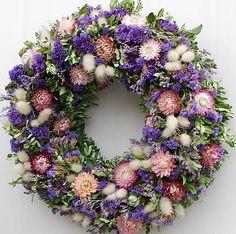 flowersandmore / jesenný fialový