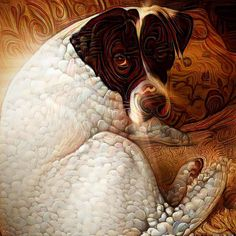 #googledeepdream #deepdream #google #dog #iphone #iphonesia #iphoneonly #iphone6splus #iphonegraphy #insta #instadog #instafun #instapic #instalike #love #life #cute #art #artsy #painting #doglover #psychedelic #trippy #sweet #cyoot #beauty #beautiful #weird #pets #dogsofinstagram by strangequarks