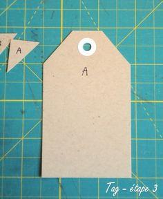 Voici comment réaliser des tags parfaits sans mesurer.