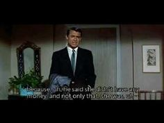 An affair to remember (1957) - nearest thing to heaven -Ana talks about being in love with Cary Grant in chapter 18. This is one of her favorite movies.