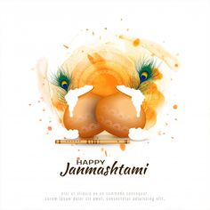 Happy Janmashtami Image, Janmashtami Images, Janmashtami Wishes, Krishna Janmashtami, Eid E Milad, I Love You Lord, Islamic New Year, New Birthday Cake, Festival Background