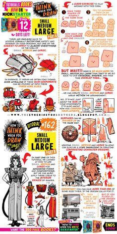 Resplendent Cartoon Drawing Tips Ideas Drawing Skills, Drawing Lessons, Drawing Techniques, Drawing Tips, Drawing Reference, Pose Reference, Character Drawing, Character Design, Comic Tutorial