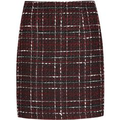 Checked Mini Skirt with Wool M&S ($50) found on Polyvore featuring women's fashion, skirts, mini skirts, bottoms, checked skirt, short wool skirt, checkerboard skirt, checkered mini skirt and woolen skirt