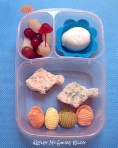 Lunch Made Easy: @Laura Fuentes/ MOMables.com Monday - Something Fishy!  @EasyLunchboxes
