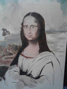 Mona in progress