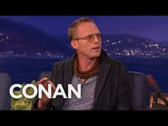 Team Coco: Paul Bettany: Jason Statham Should Get An Acting Double