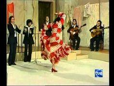 ▶ Baile ~ Manuela Carrasco, dancer. Singer; Diego Camacho (El Boqueron) - Bulerias.wmv - YouTube