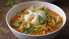 Myslíme si, že by sa vám mohli páčiť tieto piny - Thai Red Curry, Ham, Food And Drink, Healthy Recipes, Healthy Food, Fresh, Vegetables, Ethnic Recipes, Soups