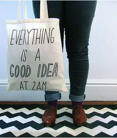 Sassy Book Satchels - The Joy Tote Bag by The Joy of Ex Foundation Offers Dry Humor (GALLERY)