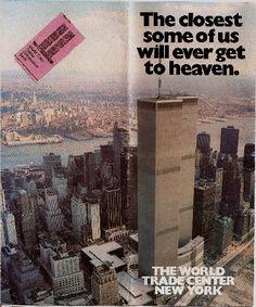 Vintage 1983, WTC Brochure, NYC, www.RevWill.com