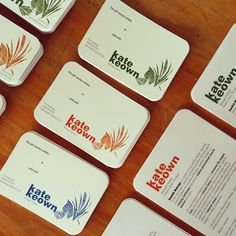 Mobile Massage Therapy Business Cards | Kate Keown Massage Therapy business cards, flyers and gift vouchers by ...