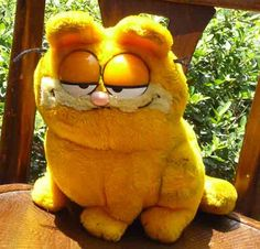 Garfield Plush Stuffed Animal   Take me home  feed by toysfrom70s, $18.00 #pcfteam
