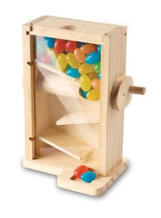 Red Toolbox Candy Maze | Reeves International