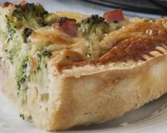 Healthy Cooking, Healthy Eating, Healthy Recipes, Light Recipes, Wine Recipes, Quiches, Omelettes, Broccoli, Good Food