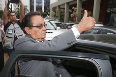 GUAPIMIRIM REAGE BRASIL.: Justiça suspende prisão de Asdrubal Bentes