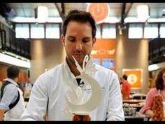 Comment faire une coque (dôme) au chocolat? technique de pâtisserie - YouTube