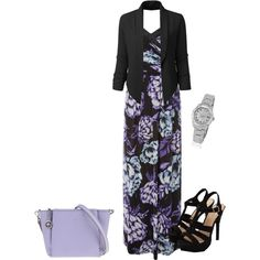 Pentecostal Outfit by daisnalopez on Polyvore featuring polyvore fashion style Jane Norman Desmo Rolex