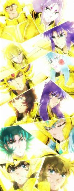 Cavaleiros de Ouro - Soul of Gold