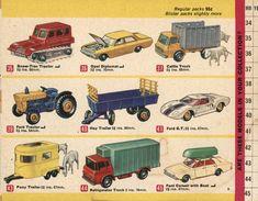 1968-xx-xx Matchbox Collector's Catalogue P009 | by Wishbook
