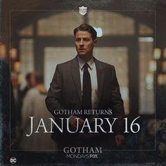 #Gotham will be back very soon.gothamonfox