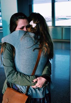 Clarity and Marian, when Clarity gets out of her bed after the shooting and Marian comes and picks her up and takes her to Chandler's house