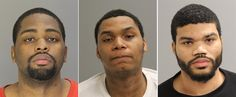 3 Detroit Men Charged with Dearborn Jewelry Store Robbery