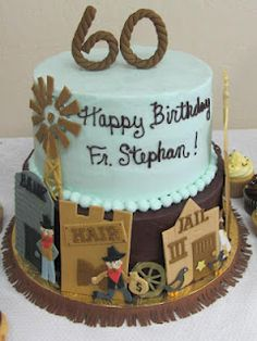 1000 Images About Wild West Cakes On Pinterest Cowboy