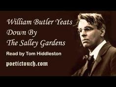 down by the salley gardens by william butler yeats Diesem traditionellen irischen volkslied liegt eines der ersten liebesgedichte  aus der feder von william butler yeats zugrunde seine melodie zeichnet sich.