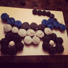 Four Wheeler Cupcakes #fourwheeler #4wheeler