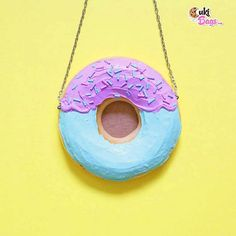 What's your favourite color donut? I personally can't decide between pink and mint...so why not have them both?  http://ift.tt/2ECgHha