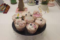 SRES 2014 - Flowers. Pearls. Birdcage. Cupcakes.