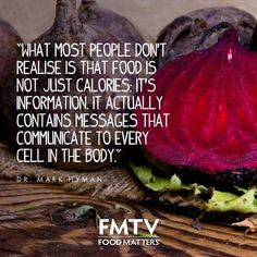 Health and nutrition quotes Food is not just calories, its information Food for thought via Food Matters Nutrition Quotes, Nutrition Tips, Health And Nutrition, Health And Wellness, Health Fitness, Healthy Quotes, Nutrition Poster, Cheese Nutrition, Gourmet