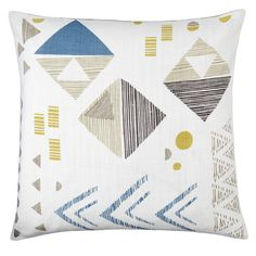 John Lewis Young Pioneer Spring Summer'13 cushion - colaboration