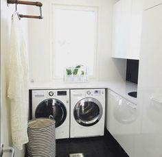 Washing Machine, Home Appliances, Deco, Bathroom, House Appliances, Washroom, Full Bath, Appliances, Decor