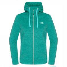 De Kutum Full Zip van The North Face is een veelzijdige stretch fleece voor de actieve vrouw. Lekker warm en comfortabel, 's avonds op de ca...