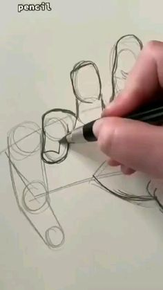 Como Desenhar Mão