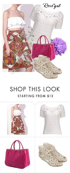 """""""-30"""" by nihada-niky ❤ liked on Polyvore featuring women, fashionset and rosegal"""