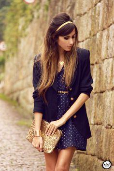 navy Antix dress