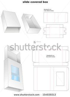 slide covered box