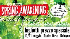 Spring Awakening al Teatro Duse di Bologna