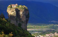 Travel Monday: A Photo Trip to Meteora, Greece - The Atlantic