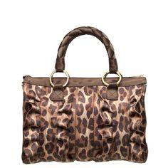 Harvey's Seatbelt Cheetah satchel!
