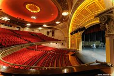 The redeveloped Regent Theatre in Dunedin, New Zealand. The colour scheme was selected to match as closely as possible to the original 1928 colour scheme. Color Combos, Color Schemes, Group Projects, Back In Time, Award Winner, Auckland, Bold Colors, New Zealand, Awards