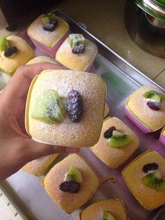 Baking's Corner AKA BC: Hokkaido Cupcakes - by Joice Yu